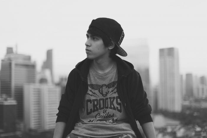 Abra, rapper Filipina yang berwajah imut. (http://whatshappening.com.ph/)