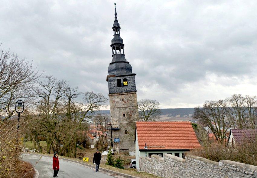 Leaning Tower of Bad Frankenhausen