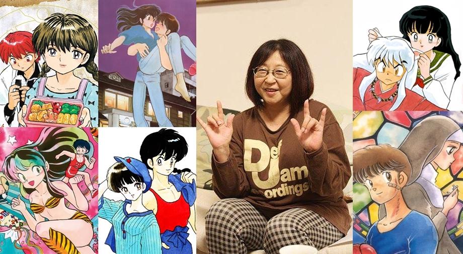 Rumiko Takahashi menangkan penghargaan di Festival Komik Angouleme