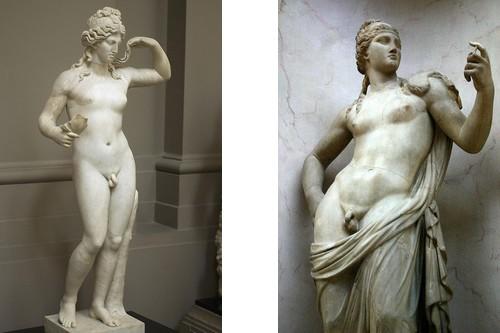 Inilah 10 dewa dan dewi yang tak biasa dari seluruh dunia