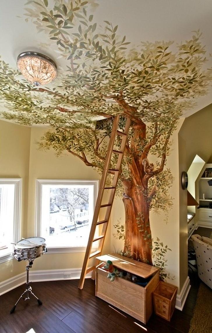 17 Ide unik desain kamar anak ini bikin kangen masa kecil