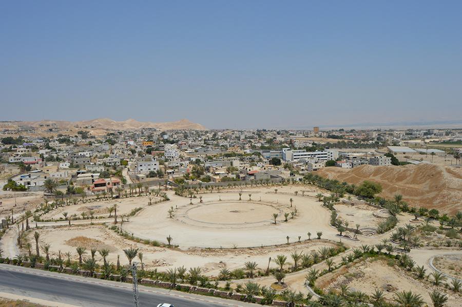 Jericho City
