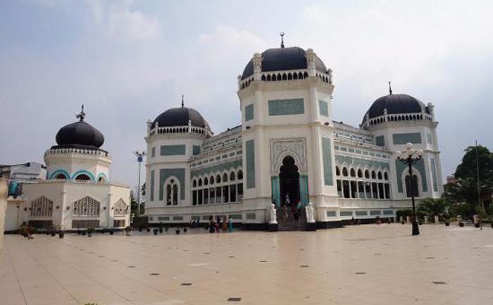 Mesjid Raya Al Mashun