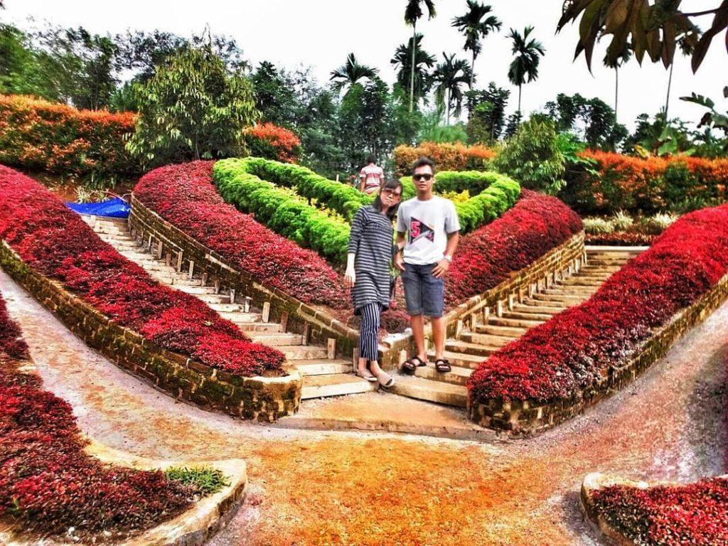 The Le Hu Garden, Deliserdang  (foto:Wisata)