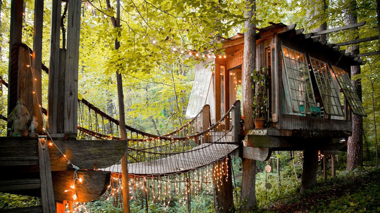 Airbnb's Treehouse