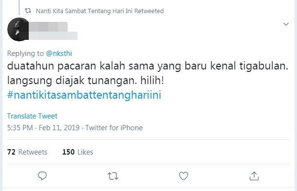 pacaran https://mobile.twitter.com/search?q=%23nantikitasambattentanghariini&src=trend_click