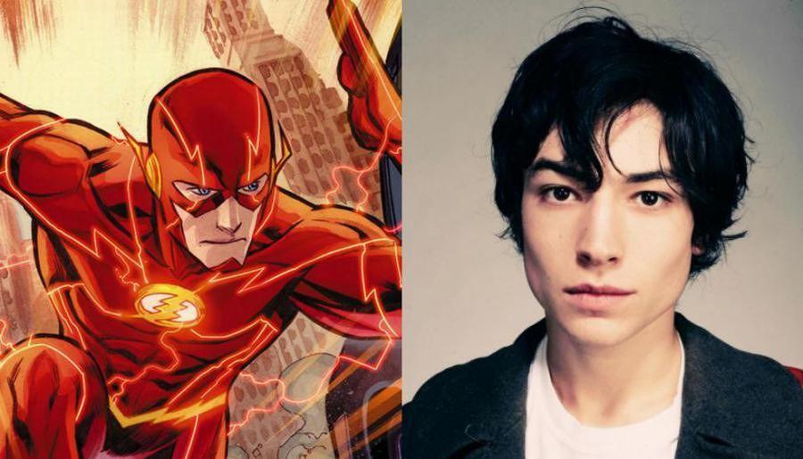 Menurut Ezra Miller, film The Flash akan menggunakan konsep Multiverse