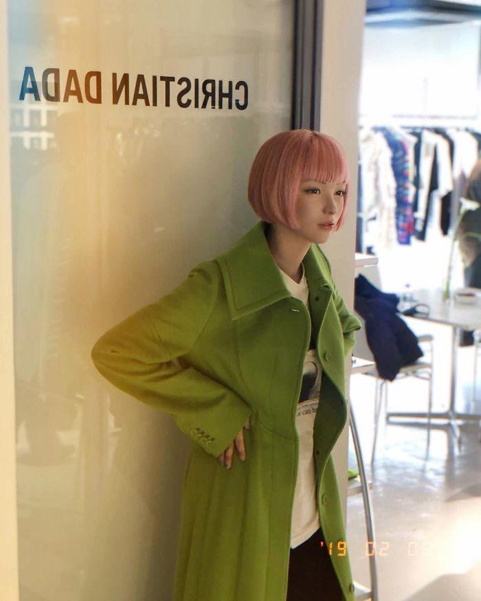 Imma, gadis virtual Jepang yang cantiknya kebangetan