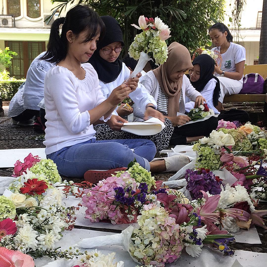 5 Tips 'zero waste wedding' untuk lingkungan yang lebih baik