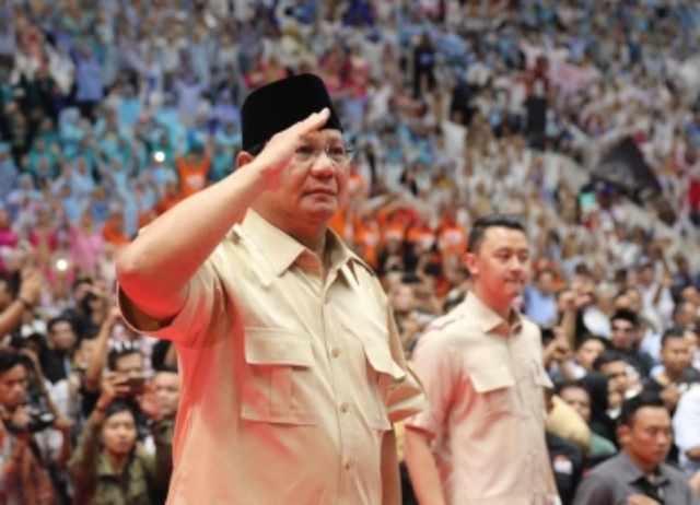 Prabowo akan hadiri aksi May Day