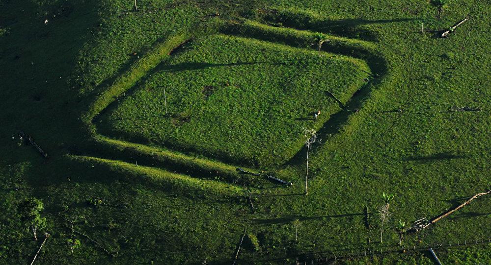 Penemuan Geografis di Amazon