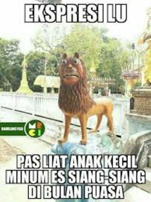 Meme Ramadhan 7