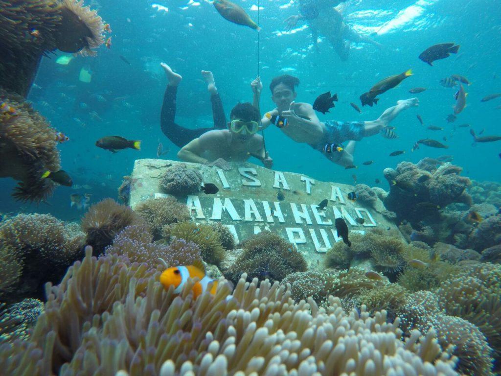 5 Destinasi wisata pantai di Lampung ini hits dan instagramable abis