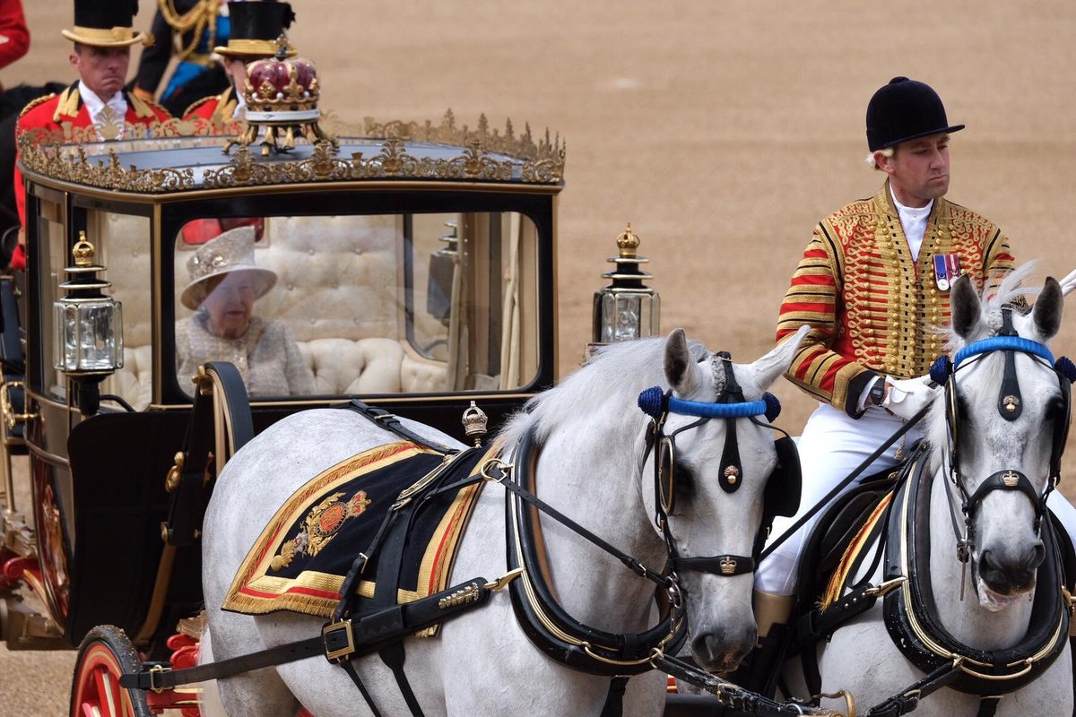 Ini alasan Pangeran Philip tak hadir pada perayaan Trooping The Colour