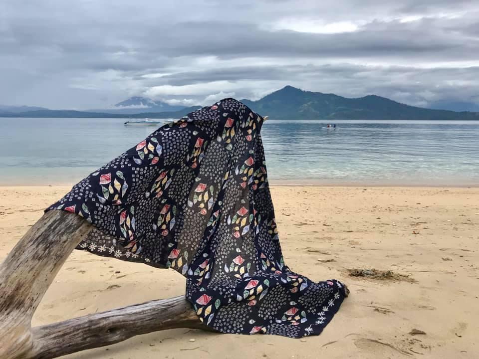 Batik Bercerita Motif Bia