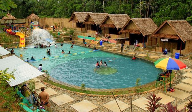 waterpark baruh bunga