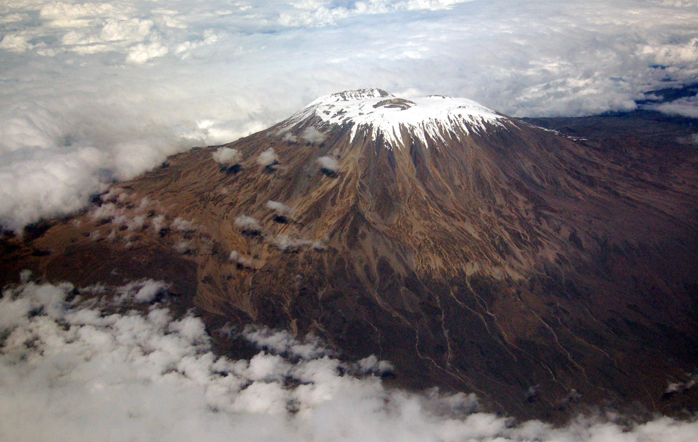 Salju Kilimanjaro Menipis