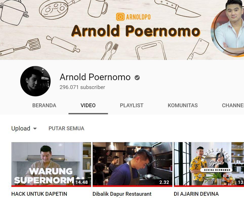 8 Channel YouTube ini cocok buat kamu yang mau belajar masak