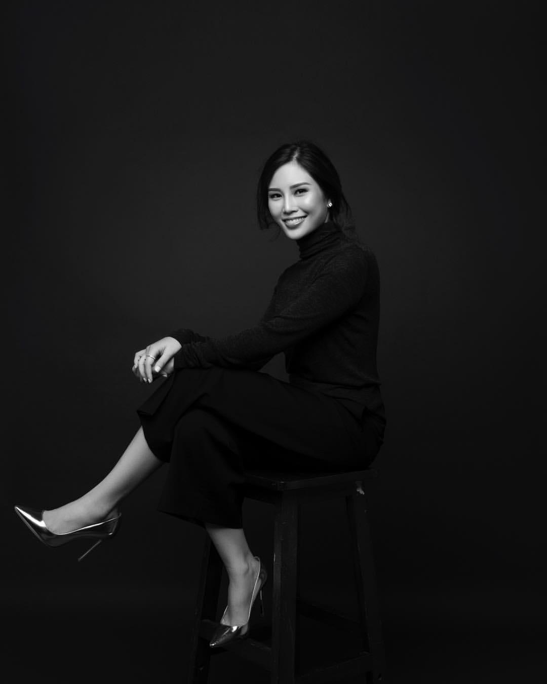 9 Potret Angela Tanoesoedibjo, calon menteri Jokowi yang penuh pesona