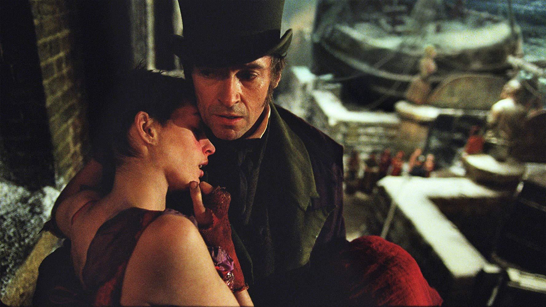 Foto diambil dari IMDb/Hugn Jackman & Anna Hathaway