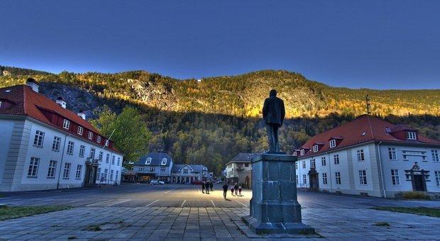 Tak kena sinar matahari, kota indah di Norwegia lakukan hal ini