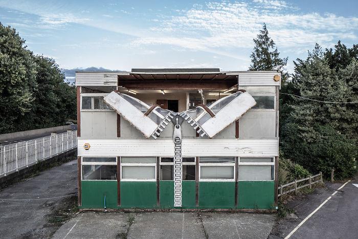 10 Arsitektur bangunan ini akan membuatmu berdecak kagum, genius!