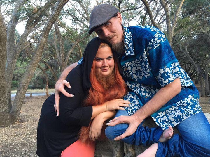 Jessa dan Grady (foto: Huffington Post)