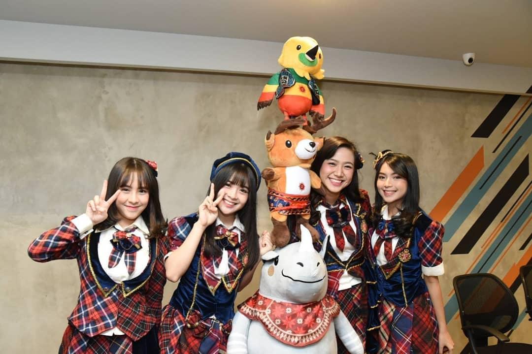 Umumkan lulus, ini 10 potret kenangan Zara bersama member JKT48