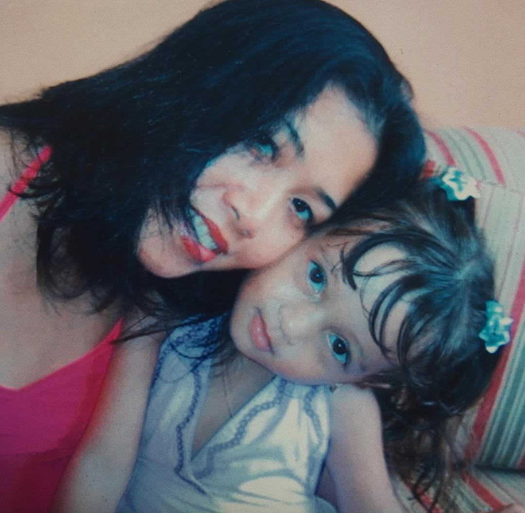 10 Potret masa kecil Megan Domani, imut dan menggemaskan