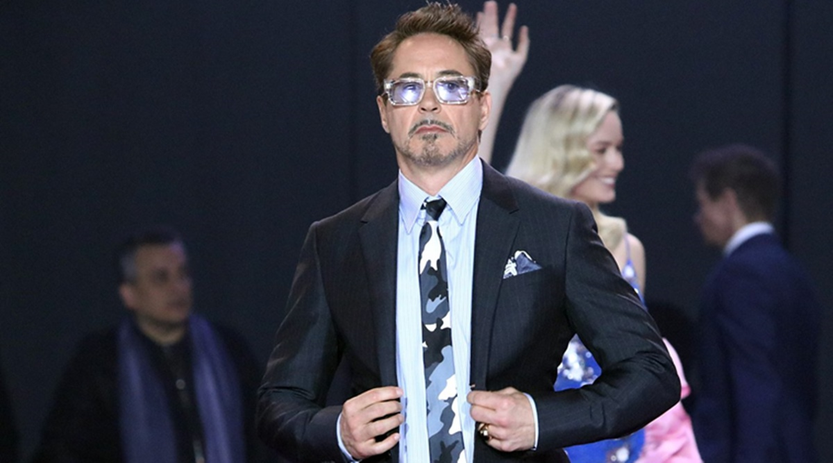 Mr Iron Man, Robert Downey Jr.