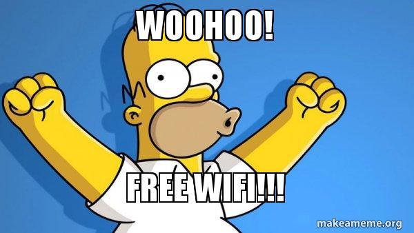 9 Meme free wifi ini kocak sekaligus nyindir banget
