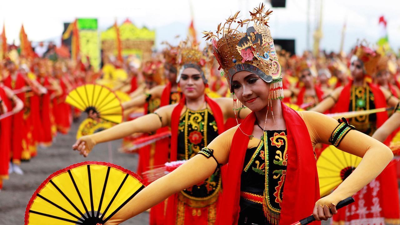 Festival Penari Gandrung