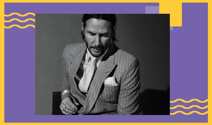 10 Fakta menarik mengenai sosok Keanu Reeves