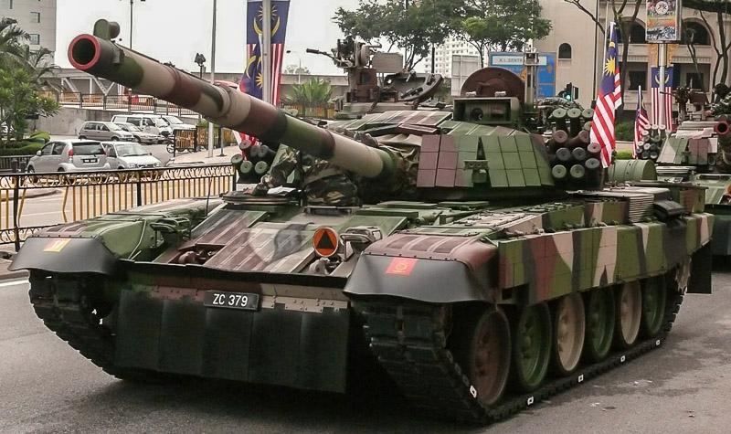 Inilah potret tank tempur dari 8 negara di Asia Tenggara