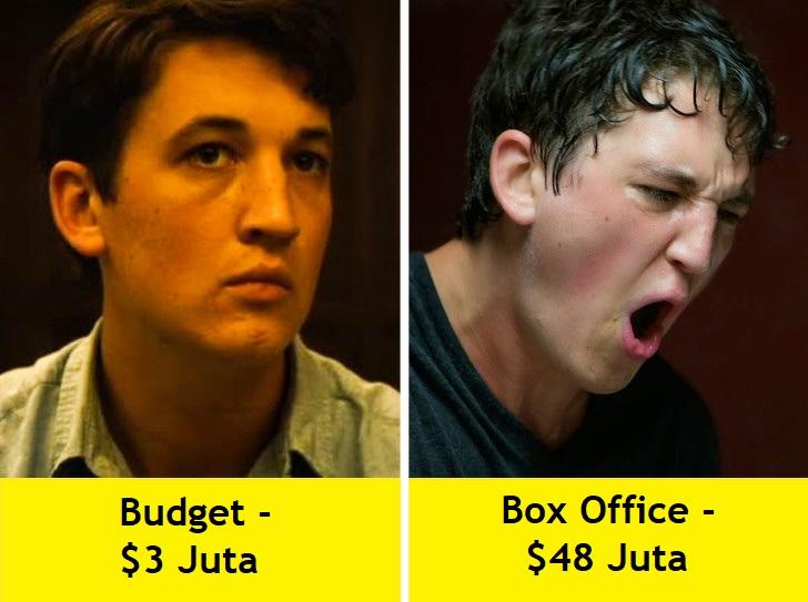 Dibuat dengan budget minim, 8 film ini justru laku keras di pasaran