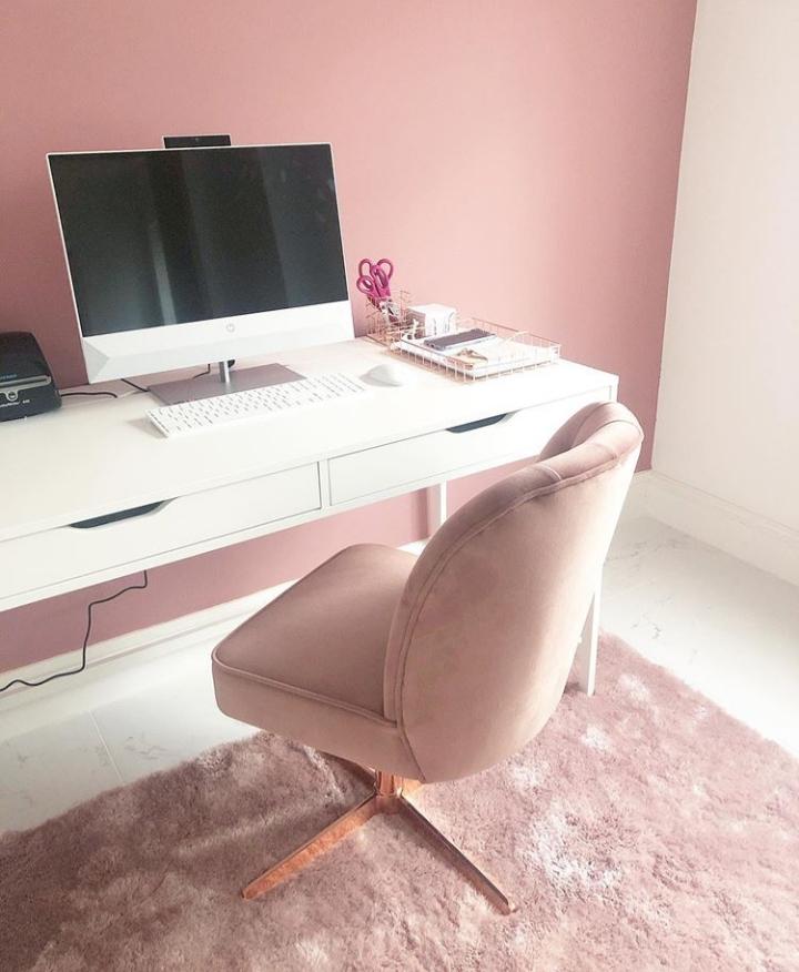 25 Inspirasi Desain Ruang Kerja Minimalis Di Rumah Ini Bikin Beta