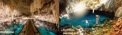 wisata indonesia mirip luar negeri