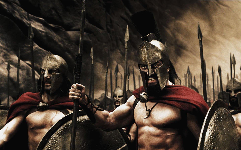 300 Prajurit Sparta