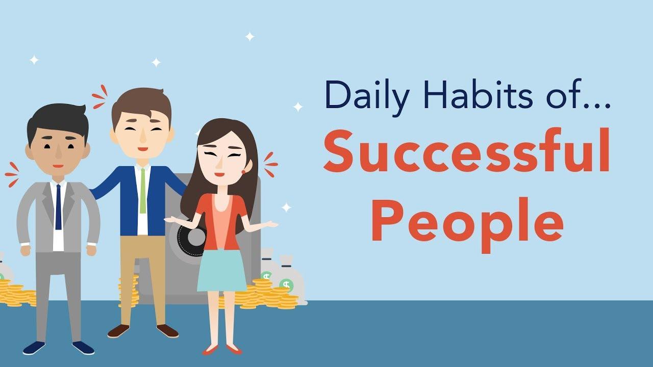 8 Rahasia yang dilakukan orang-orang sukses setiap harinya