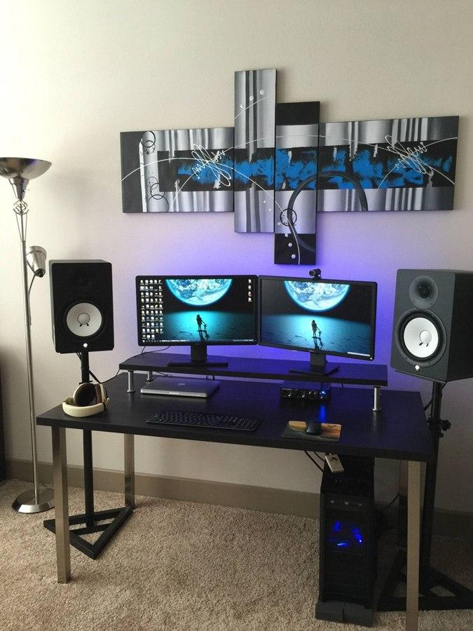 10 Ruangan gaming dengan konsep keren ini bisa jadi inspirasi