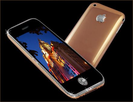 Supreme Goldstrike Iphone 3G