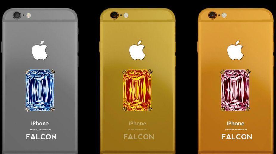 Falcon Supernova Pink Diamond Iphone 6 Plus