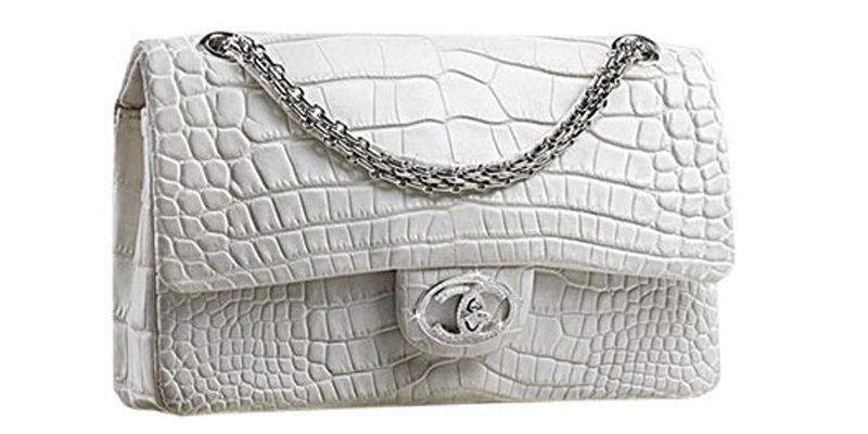 "Chanel ""Diamond Forever"" Handbag"