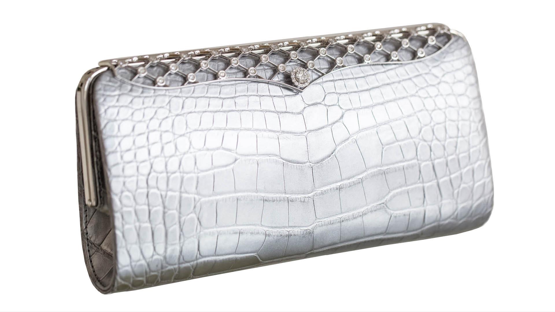 Lana Mark's Charlize Theron Cleopatra Bag