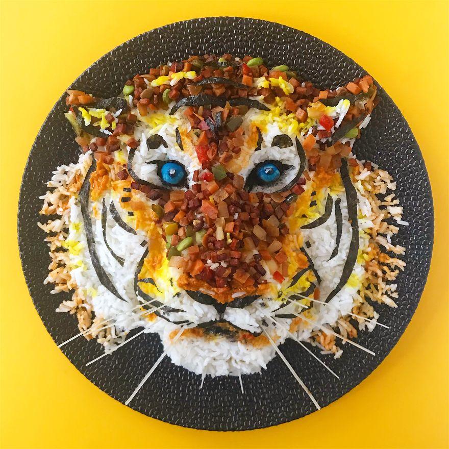 10 Makanan ini berbentuk karakter hewan, unik & keren