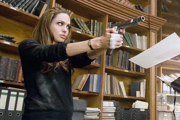 Angelina Jolie (Wanted)