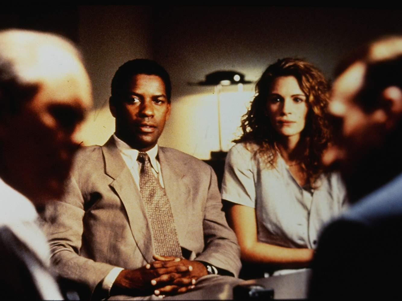 Denzel Washington dan Julia Roberts