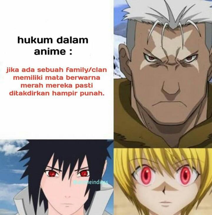 9 Meme anime ini hanya bisa dipahami para wibu dan otaku sejati