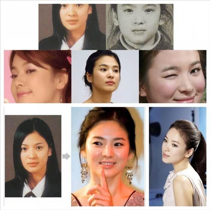 10 Artis Korea Ini Punya Bukti Kalau Wajahnya Masih Asli Tanpa Oplas!