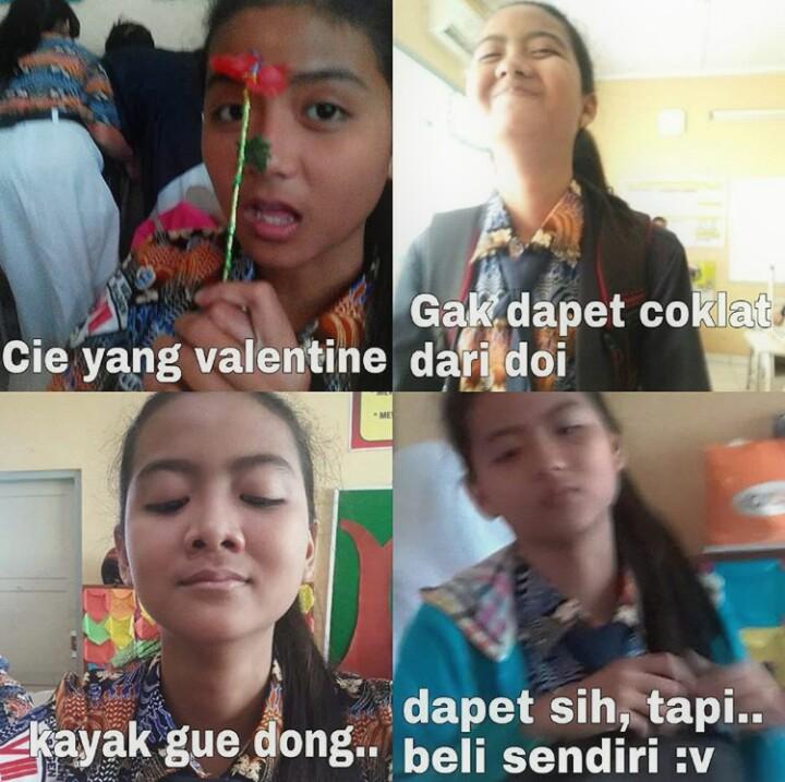 11 Meme kocak tentang Hari Valentine ini bikin ngenes